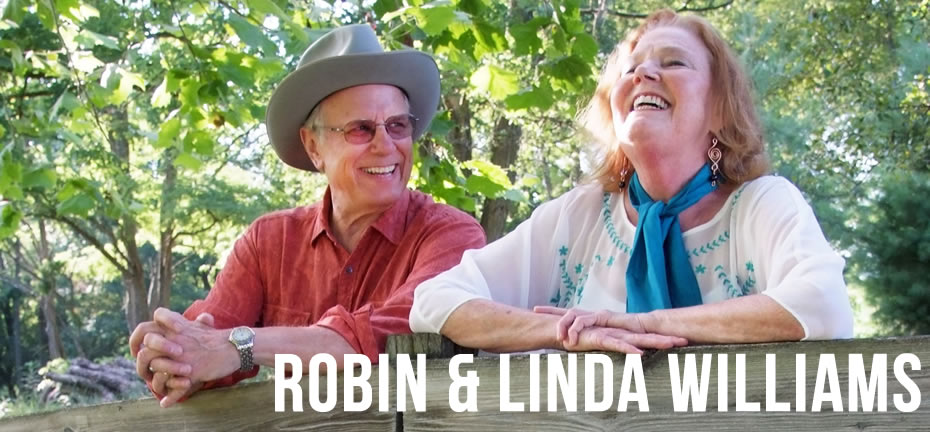 Robin and Linda Williams 2017
